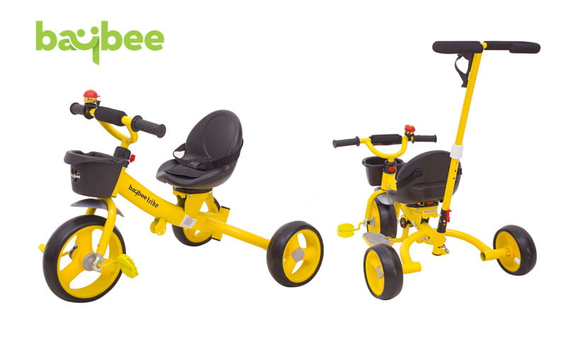 Baybee Breeze Pro 2 in 1 Kids Tricycle