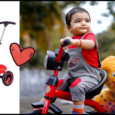 Top 5 Best Tricycle for 2 Year Old Kids India
