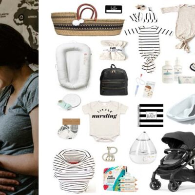 Most Essential Things A Newborn Baby Needs