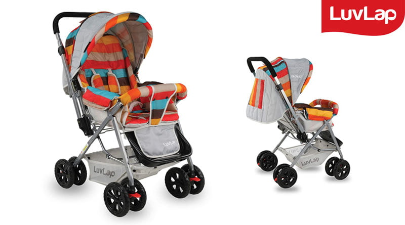 LuvLap Sunshine Stroller India