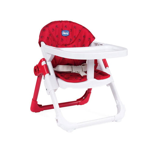 Chicco Booster Seat Chairy Ladybug
