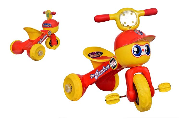 Rambo Foldable Baby Tricycle India