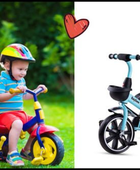 Top 3 Baby Tricycle with Push Handle India