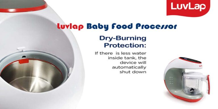 Luvlap Baby Food Processor India