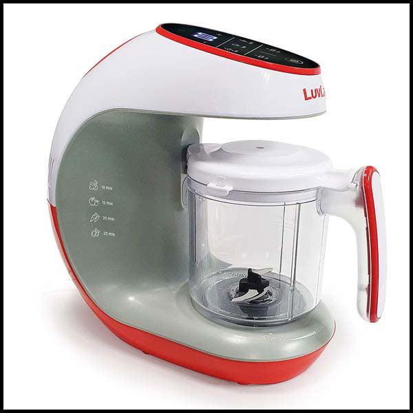 LuvLap Regal Baby Food Processor
