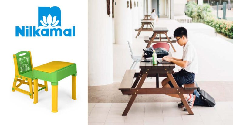 Nilkamal study table and chair online
