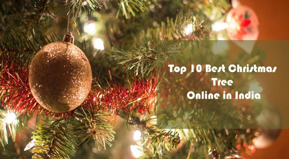 buy christmas tree online india