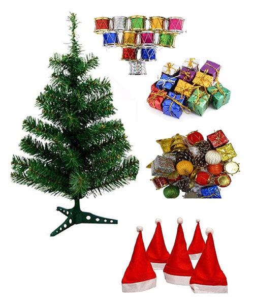 Toyshine Christmas Tree Celebration Combo
