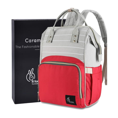 R for Rabbit Caramello Diaper Bag for Mother