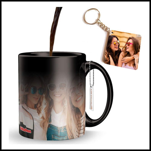 Gifts Onn Personalized Black