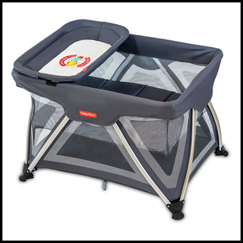 Playpen for Babies India Online, Fisher-Price Portable Baby Playpen