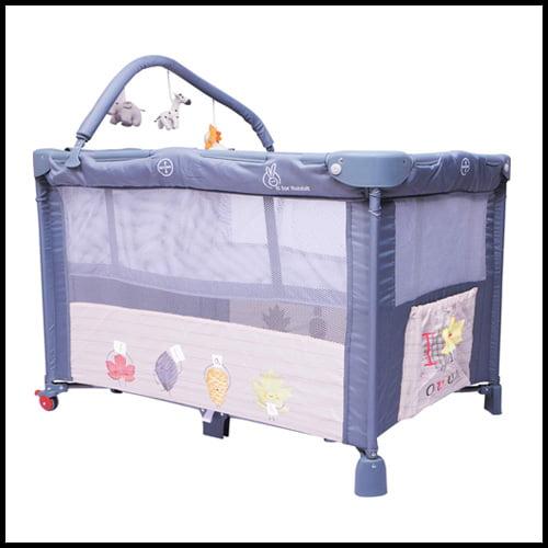 R for Rabbit Convertible Baby Playpen, Playpen for Babies India