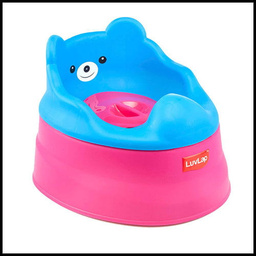 LuvLap Adaptable Baby Potty Training Seat, Potty Seat For Baby India
