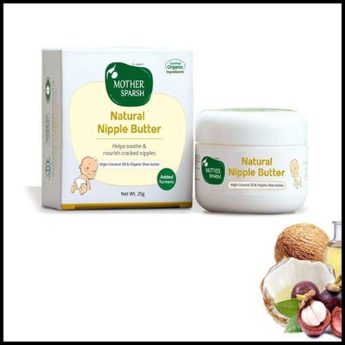 nipple cream for breastfeeding online, Mother Sparsh Nipple Cream for breastfeeding mothers