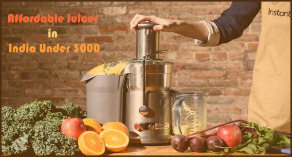 best juicer in india under 3000