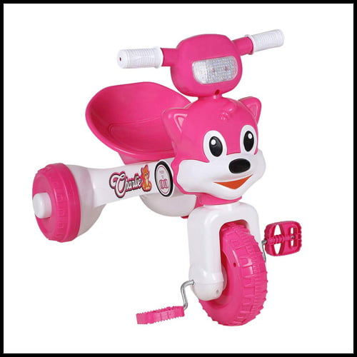 Best Fun Ride Charlie Tricycles for Kids of 2-4 Years, best tricycle for 2 year old india