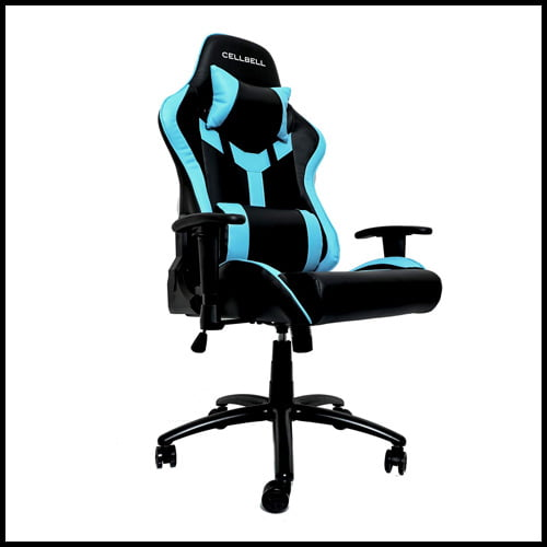 CELLBELL GC02 Gaming Chair with Adjustable Back Cushion, Best PC Chairs for Gamers Review