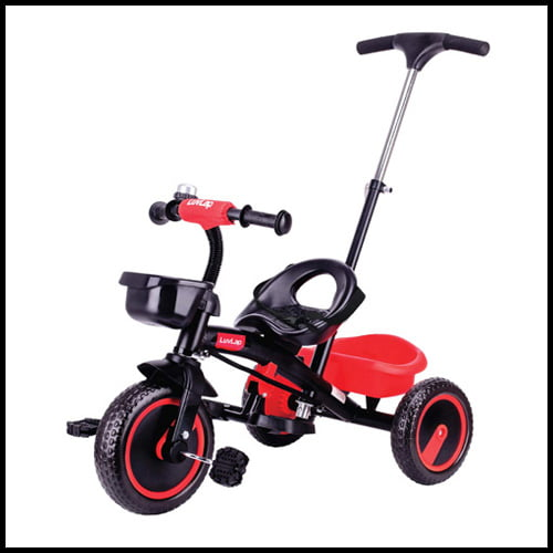 LuvLap Elegant Kids Tricycle for 2 to 5 Years, best tricycle for 2 year old india