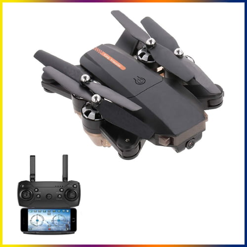 Honestum foldable drone with GPS FPV 1