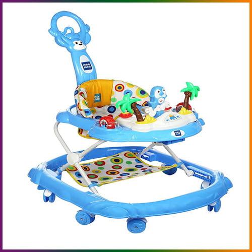 best Musical baby walker india, Get Mee Mee Simple Step Baby Walker Online