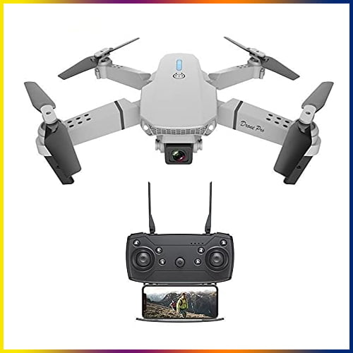 best drone with camera in india, 1.SUPER TOY Drone with 4K Dual Cameras