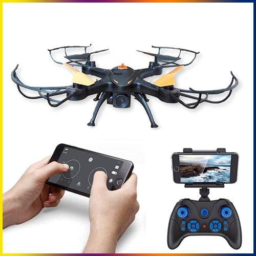 Skyper GPS FPV flying toy helicopter for beginners