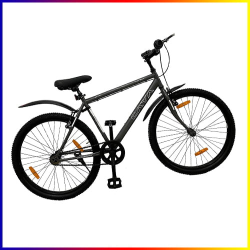 5. CAYA Carbon 26 Lightweight Hybrid Cycle for Adults