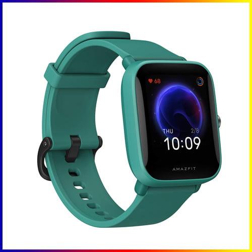 Affordable Amazfit Smart Watch India 2021, Amazfit Bip U Smart Watch India