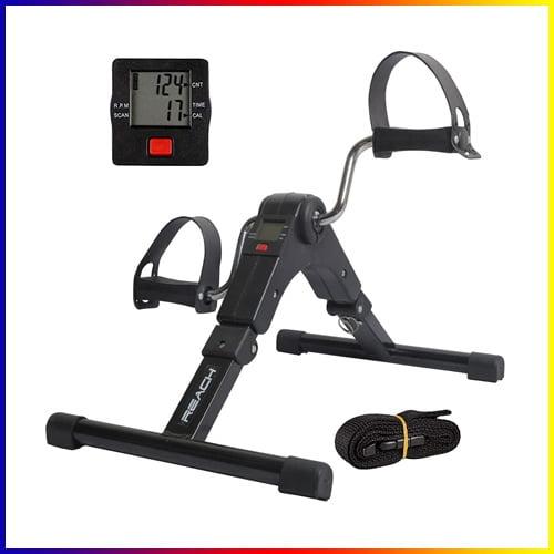 Reach Digital Pedal Exercise Machine Mini Cycle, mini pedal exercise cycle India